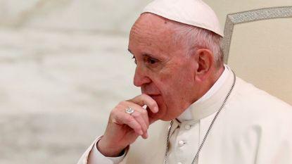"""Paus Franciscus: """"Homoseksualiteit is een modetrend"""""""