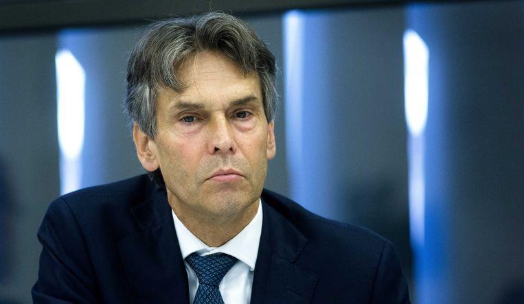 Nationaal coördinator terrorisme en veiligheid Dick Schoof. Beeld anp