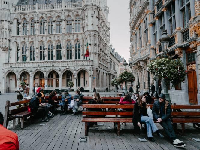 Ook als meest besmette hoofdstad van Europa blijft Brussel de plek van de achterpoortjes