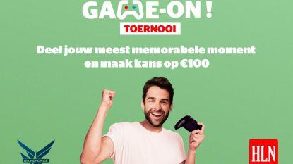 Game-On! Deel jouw meest memorabele moment en maak kans op  waardebon van 100 euro