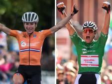 Van der Poel en Van Vleuten genomineerd voor wielerprijs Vélo d'Or