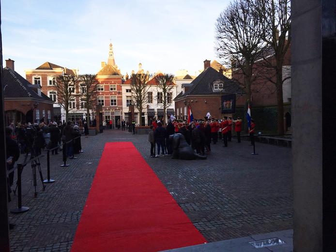 Op weg naar het Noord-Brabants Museum
