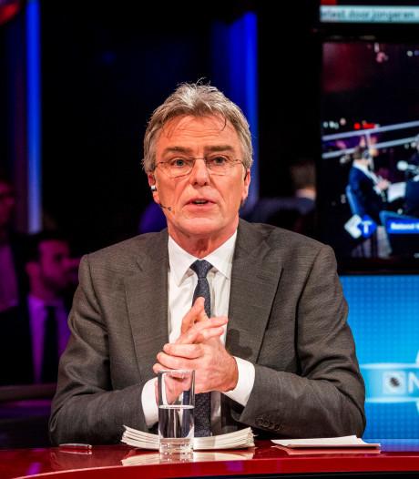 Rob Trip na behandeling prostaatkanker weer terug op tv