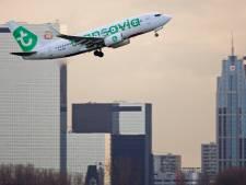 De provincie wil minder nachtvluchten op Rotterdam The Hague Airport