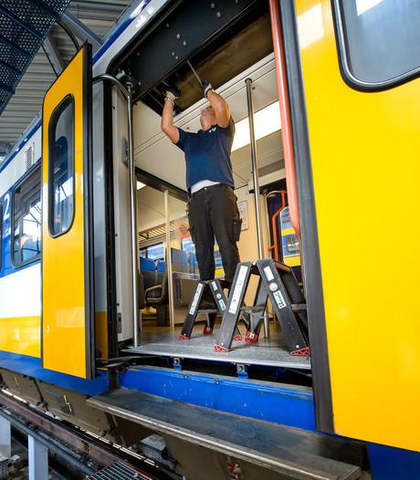 150 miljoen euro naar parkeerplaatsen voor treinen