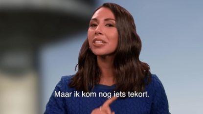 Danira maakt Belgische jurypunten bekend op Eurovisiesongfestival