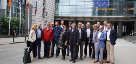 Opnieuw erkenning voor Hilvarenbeekse aanpak met bezoek aan Europees Parlement