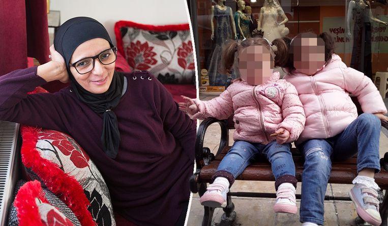 Rachma Ayad, de oma van  Sirin en Maria.