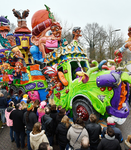 Carnaval begint vroeg dit jaar in Albergen