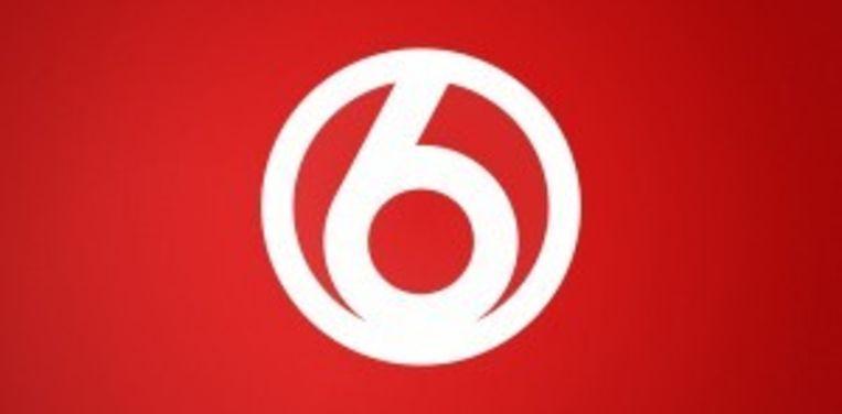 Het logo van SBS6 Beeld SBS