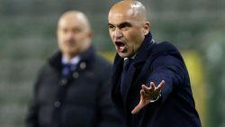 """Martínez zet Courtois uit de wind: """"Thibaut toonde na foutje zijn klasse"""""""