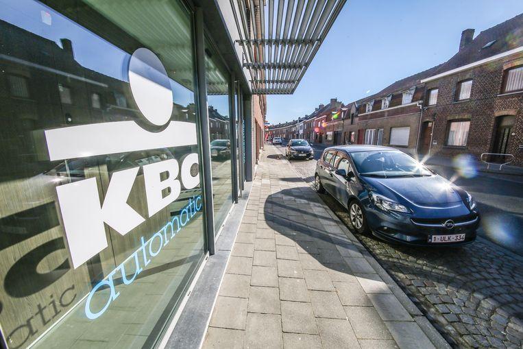 Bankautomaat blijft in Vlamertinge