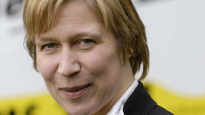 Toenmalig Vlaams Belang-lid Alexandra Colen.