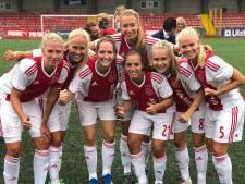 Flink vernieuwd Ajax begint vanavond aan Women's Champions League