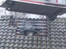 Middelgrote brand in schuur aan de  Loeswijk in Mierlo