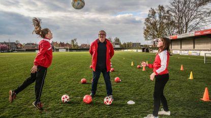 KWS Desselgem wil met Disney-figuren meisjes doen voetballen: leer trappen als een 'Incredible' tijdens gratis sessies