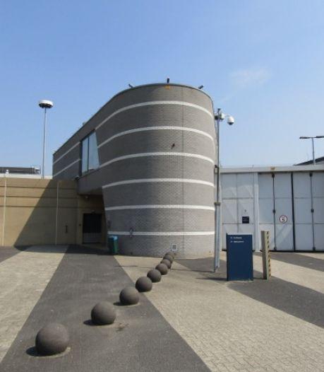 Corona-uitbraak in gevangenis Nieuwegein: alle gedetineerden getest