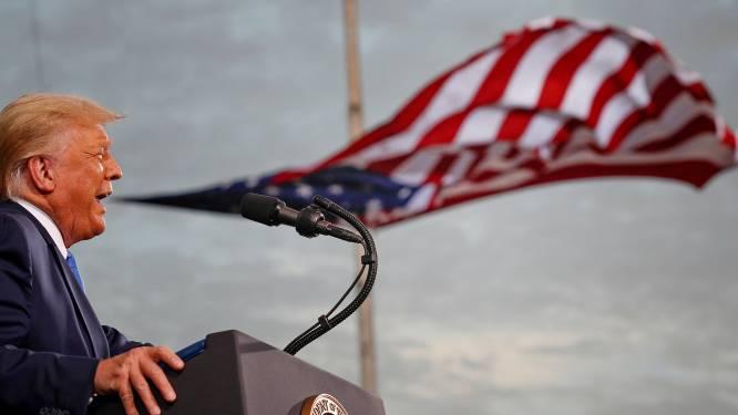 """""""Trump overweegt oprichting nieuwe politieke partij"""""""