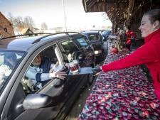 Onrust over Halloween-evenement Manderveense Aardbei: 'Drive-in alleen in thema'