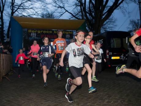Laatste Wageningse Bergrace by Night is in trek