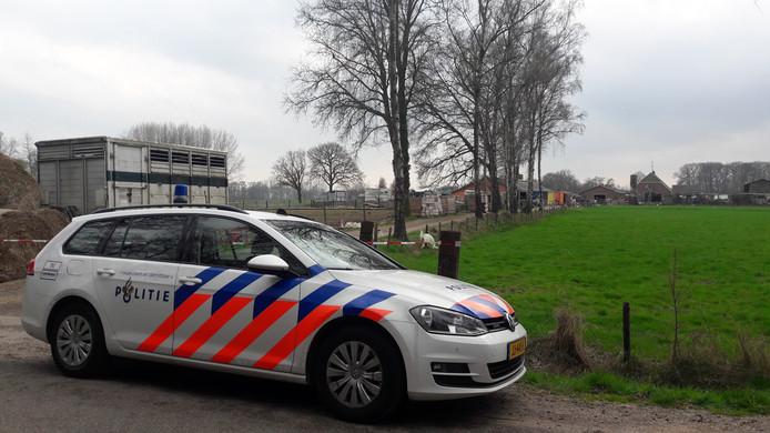 De gemeente Brummen gaat stappen ondernemen, omdat op het terrein activiteiten plaatsvonden die in strijd zijn met het bestemmingsplan.