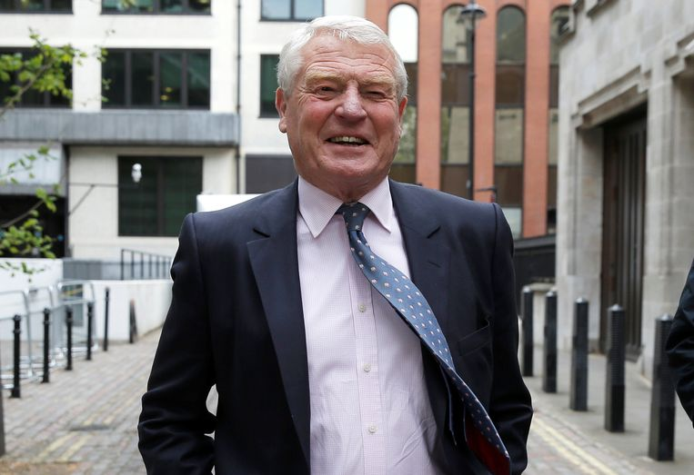 Paddy Ashdown in 2015. Beeld REUTERS