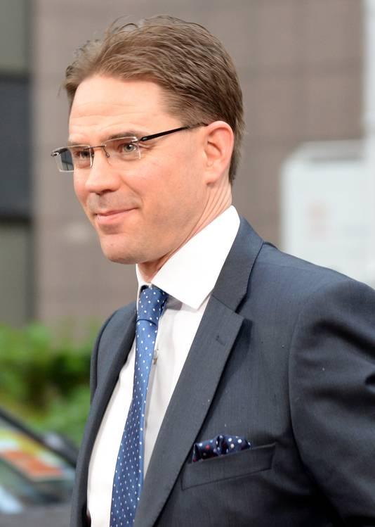 Jyrki Katainen, Commissaire européen aux Affaires économiques et monétaires