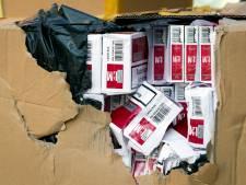 Belgische douane neemt recordaantal van 126 miljoen namaaksigaretten in beslag