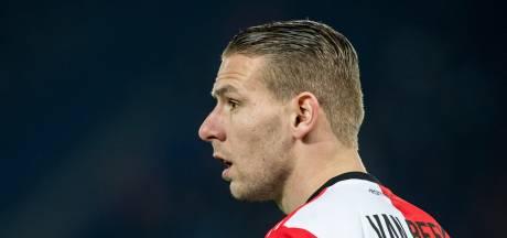Opstootje op training Feyenoord tussen Van Beek en Berghuis