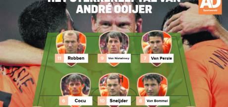 Dit is het sterrenelftal van... André Ooijer