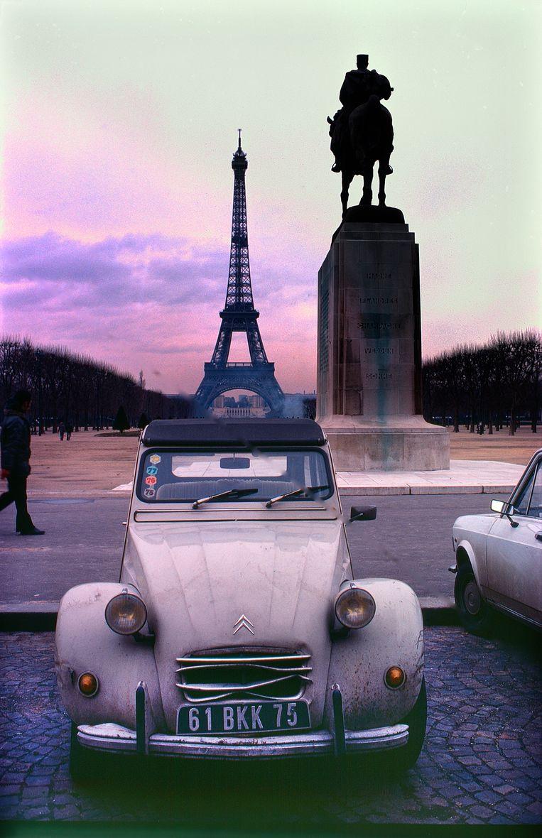 Parijs, 1978. Beeld Eddy Posthuma de Boer