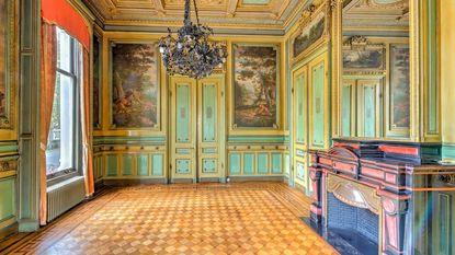 Antwerps stadspaleis te huur: 15.000 euro per maand