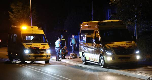 Fietser en maaltijdbezorger gewond door botsing in Elst.