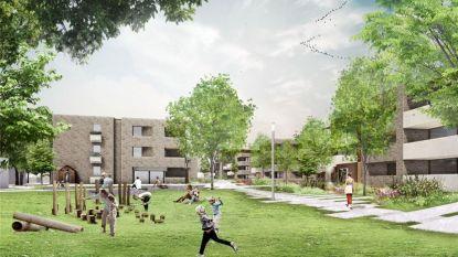 66 appartementen aan Groenstraat en Wal