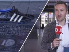 Sliedrechter brengt legendarische voetbalschoenen van Kindvall terug naar de Kuip