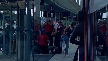 Agressieve treinreiziger in de cel nadat hij personeel Securail bespuwt