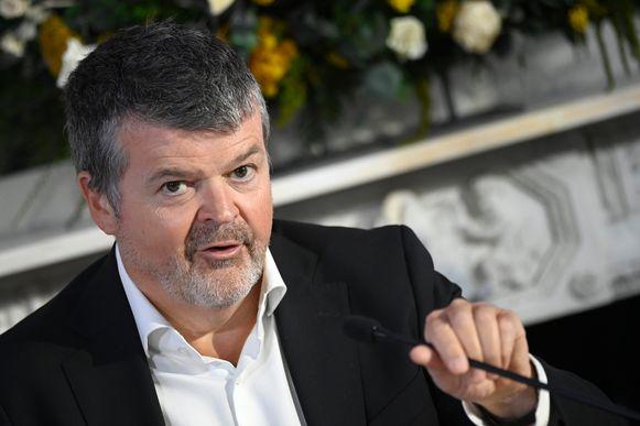 Vlaams minister van Binnenlands Bestuur Bart Somers (Open Vld).