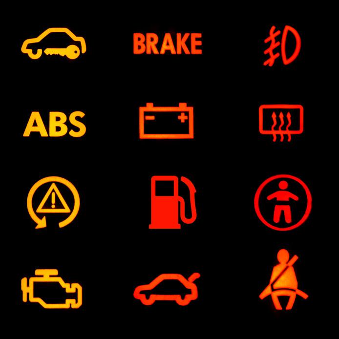 Leidt Zo N Waarschuwingslampje Tot Afkeur Bij De Apk Auto