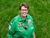 Bredase Renée Bisschop al bijna 20 jaar bij de scouting: 'Stoppen? Nooit'