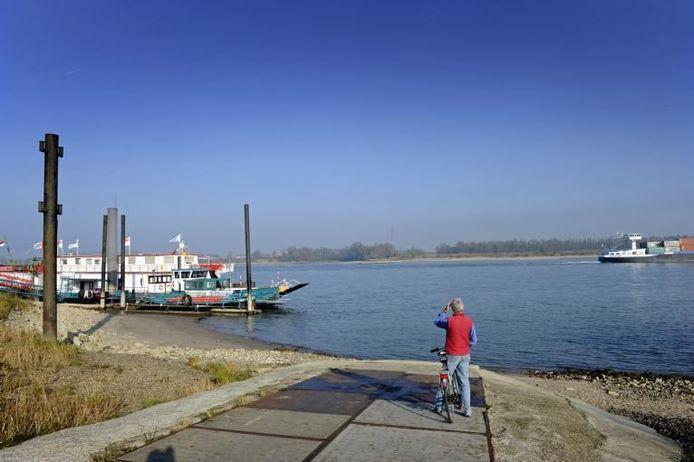 De Waal in Millingen. Foto ter illustratie.