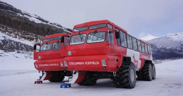 Drie doden, meerdere gewonden bij ongeval toeristenbus Canadese Rocky Mountains.