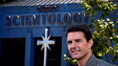 In de ban van het geloof: Tom Cruise en familie brengen lockdown door in Britse Scientology-hoofdkwartier