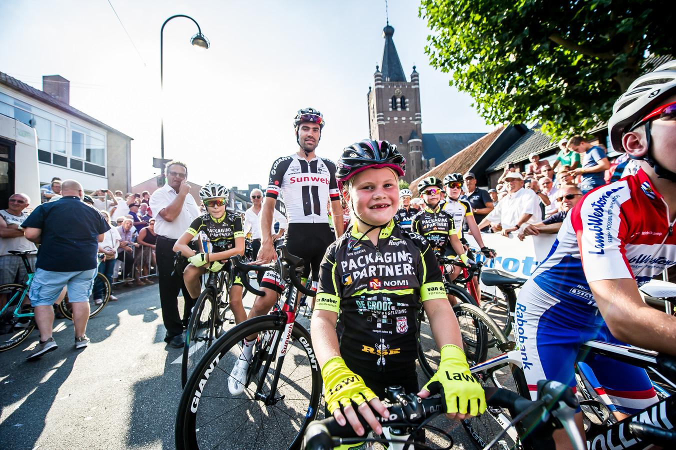 Tom Dumoulin bij de Acht van Chaam.    Foto: Joris Knapen | Pix4Profs