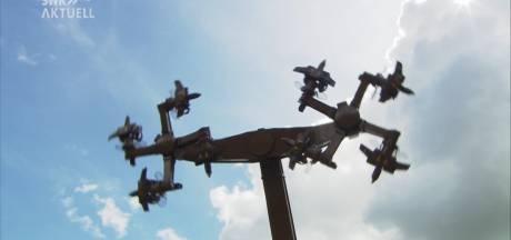 Duits pretpark sluit 'Holocoaster' na felle kritiek op hakenkruisuiterlijk