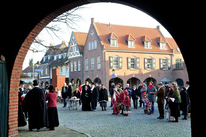 Oud Engels Straattheater Hengelo Gaat Niet Door Hengelo