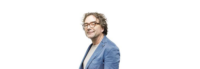 Bert Wagendorp. Beeld