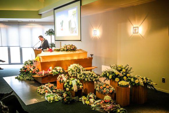 Brugge begrafenis Emmy De Vos