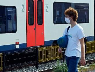App vertelt hoe druk het is op de trein