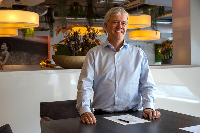 Peter Wennink, topman van ASML en voorzitter van de Eindhovensche Fabrikantenkring.