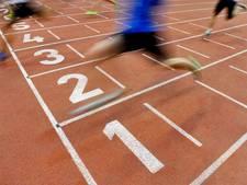 Marissa Damink (Asterix) snel op 800 meter in Lokeren